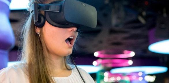 Виртуальная реальность от«Ozквесты иразвлечения»