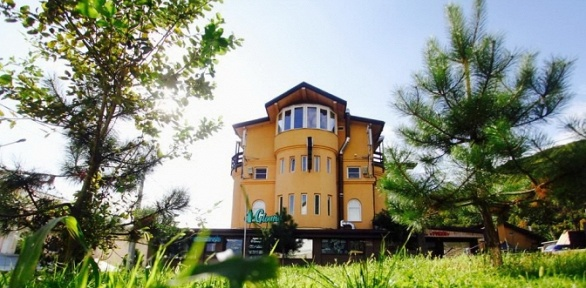 Отдых вСочи вмае-августе вгостинице «Тукан»
