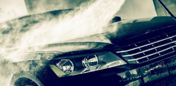 Мойка автомобиля спеной или комплексная мойка вавтомойке «Мневники»