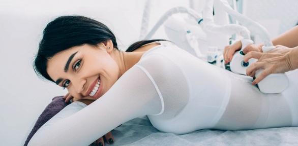 Сеансы LPG-массажа всего тела встудии VForme