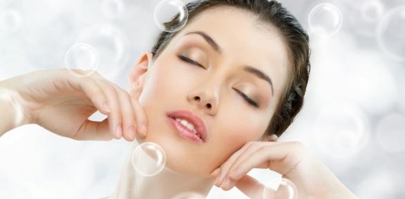 Чистка, мезотерапия или массаж лица, лечение акне всалоне красоты «Елена»