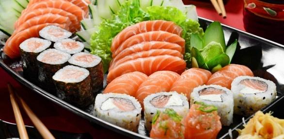 Сеты суши ироллов отслужбы доставки «Manga-суши»