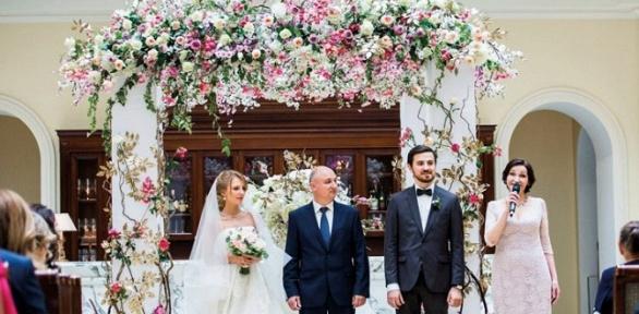 Организация свадьбы под ключ отагентства «Мастерская мгновений»