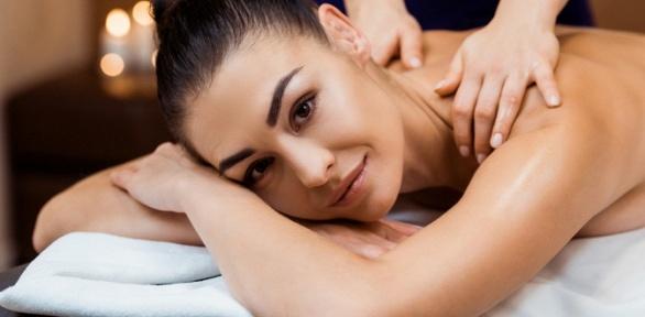 До10сеансов массажа встудии «Комплимент»