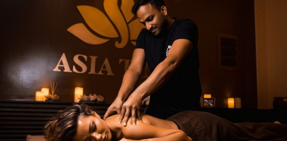 Индийский, тайский массаж вSPA-салоне «Азия Тайм»