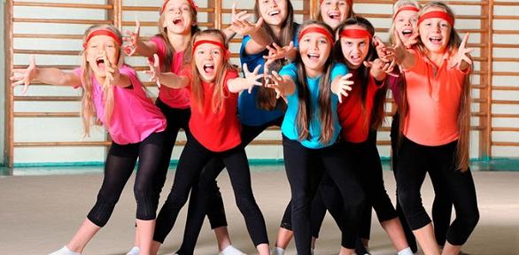 4, 8 или 12 занятий танцами для детей в студии танцев «Созвездие»