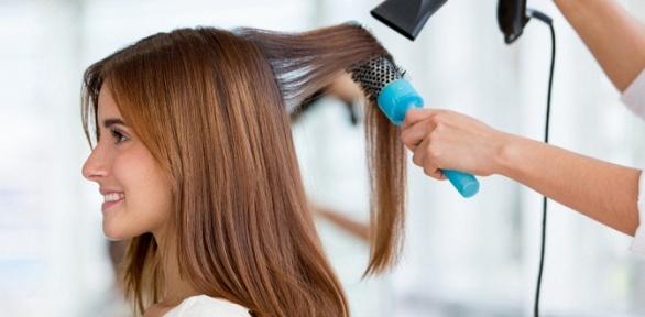 Уход для волос, коррекция бровей всалоне «Бриллиант»