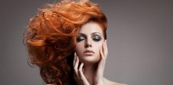 Создание праздничного образа, макияж или укладка волос встудии «Статус»