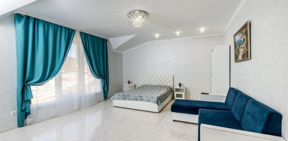 Отдых вапартаментах наберегу Чёрного моря от«Курортного бюро №1»
