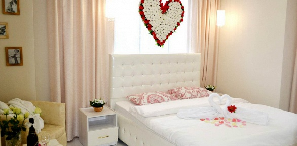 Романтический отдых вгостевом доме Green Home