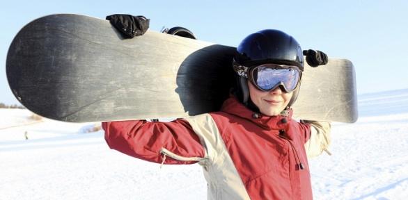 Прокат сноуборда, лыж, ботинок отпункта «Прокат №1»
