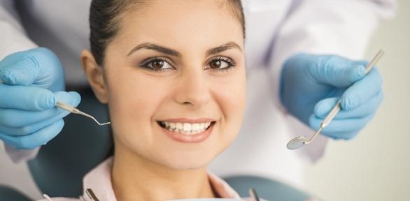 УЗ-чистка ифторирование зубов вкабинете «МарсеДент»