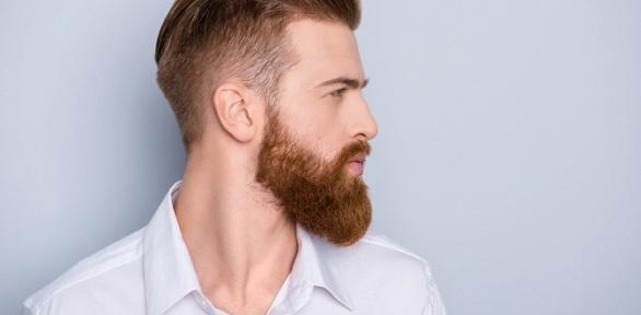 Мужская стрижка отбарбершопа «Борода ибаки»
