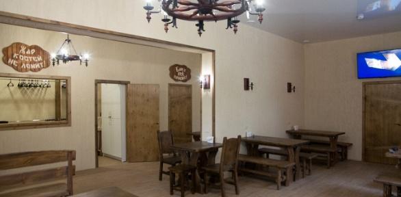 Отдых в«Общественных Макарьевских банях»