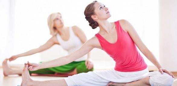 Абонемент назанятия йогой вцентре «Твоя йога»