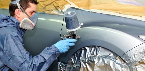 Покраска деталей автомобиля вавтосервисе Vag-Аvto