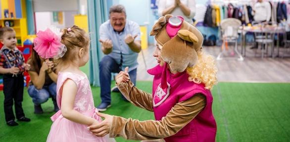 Организация детского праздника отагентства Wooow_Show
