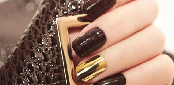 Маникюр, педикюр или наращивание ногтей всалоне красоты «Шафран»