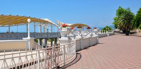 Отдых наберегу Черного моря вмини-отеле «Замок плюс»