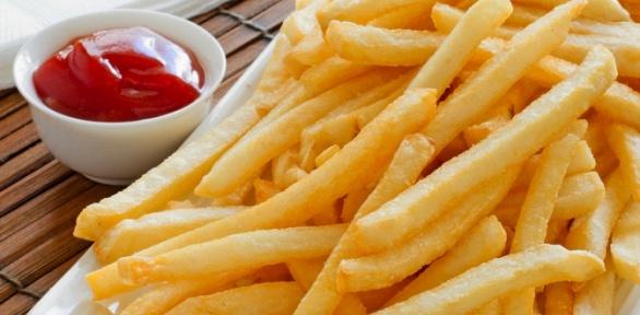 Блюда навыбор вресторане быстрого питания «Царь картошка» заполцены