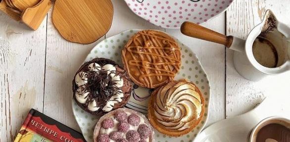 Десерты отинтернет-магазина Dissertio.ru