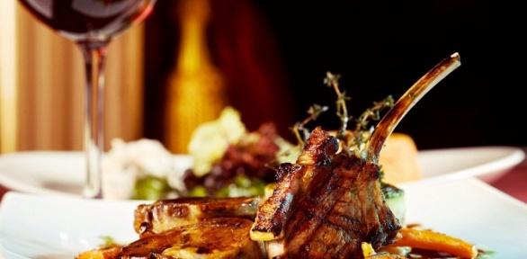 Ужин вресторане «Ко'Rица»