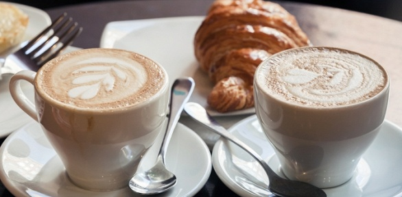 Всё меню откофейни Coffee Smile заполцены