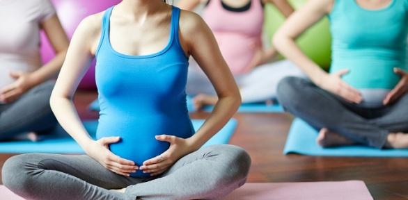 4, 8или 12занятий йогой для беременных вйога-студии «Дышать»