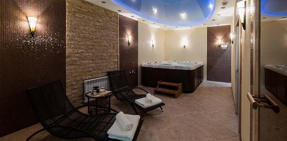 Отдых вSPA-комплексе сфинской сауной вгостинице «Сити Отель»