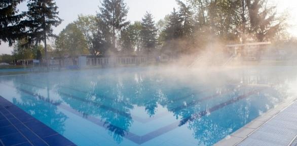 Отдых вгорах спосещением бассейна вклубе «Комарово»