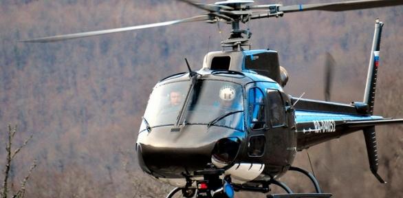 Аэроэкскурсия над Подмосковьем навертолете откомпании «Авиа Парт»
