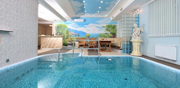 Отдых сзавтраками или без иразвлечениями вSPA-отеле «Ашукино»
