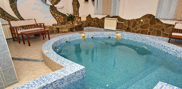 Отдых вКрыму спосещением бассейна, сауны или без вгостинице «Москва»
