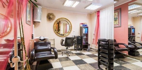 Стрижка, окрашивание, восстановление волос отсалона «Искусство стиля»