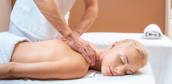 Антицеллюлитный массаж собертыванием всалоне красоты OhMyNails!
