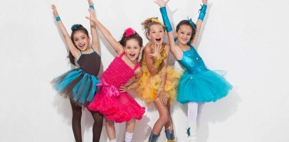 Занятия танцами встудии танца «Джем»