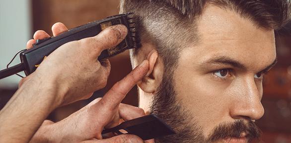 Оформление бороды, стрижка вбарбершопе Pride