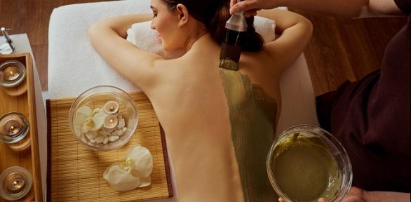 SPA-программа или общий массаж всалоне красоты Caramel