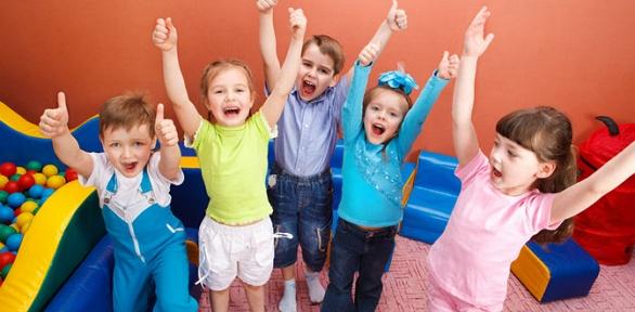 Безлимитное посещение детского центра «Островок»