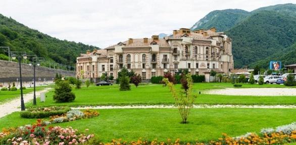 Отдых вСочи вапарт-отеле «Горки Город» оттурагентства Nice Trip