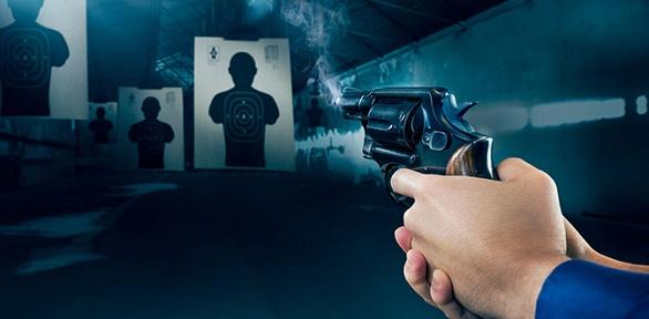 Стрельба винтерактивном тире поразличным сценариям втире ILove Gun