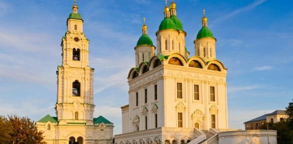 Тур вВолгоград иАстрахань оттурагентства «Калина»