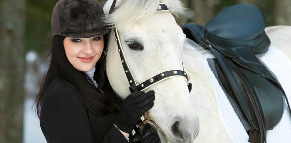 Прогулка конная или вкарете, фотосессия слошадью отКСК «Баллада»