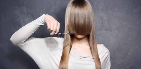 Стрижка, окрашивание, ламинирование, ботокс для волос встудии E|C