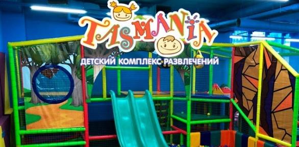 Посещение вбудний или выходной день детского парка развлечений «Тасмания»