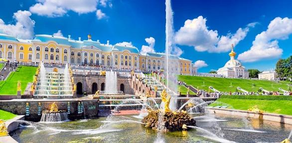 Экскурсионный тур навыбор откомпании «Гид СПб»