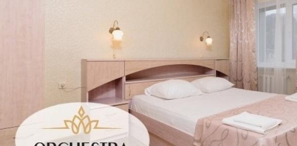 Отдых вкурортном отеле Orchestra Crystal Sochi Resort