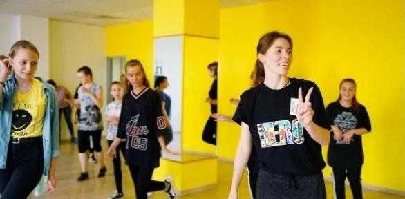 Занятия современными танцами от«Танцевальной Платформы»