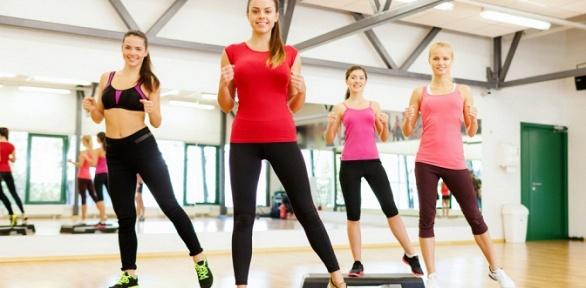 Занятия фитнесом, оздоровительная гимнастика вспортивном клубе LightRock