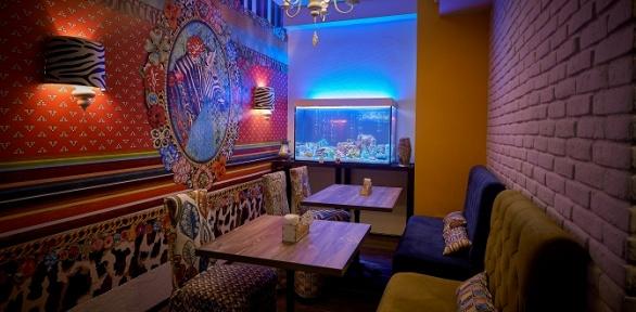 Ужин поспециальному заказу вкафе-баре «Сыто-Piano»